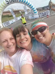 Leanna, Becky & Me