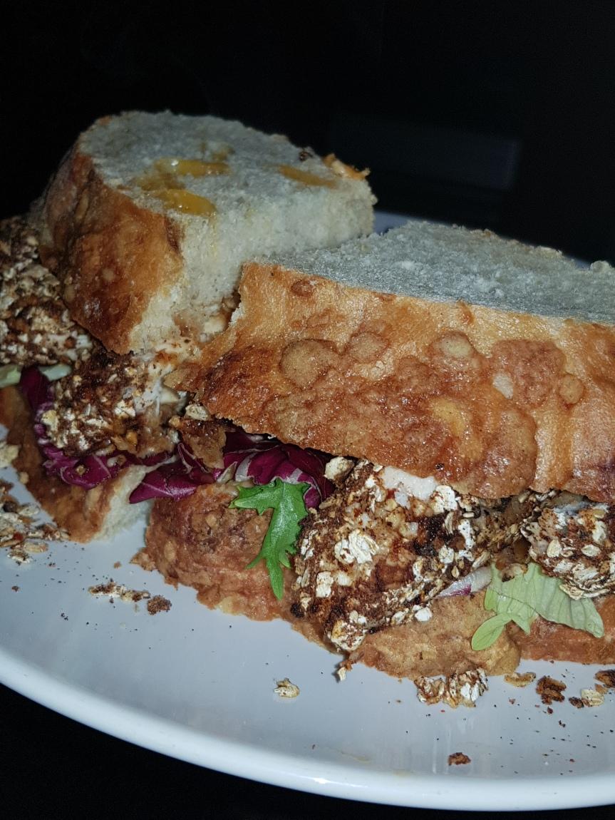 Oaty Baked Chicken