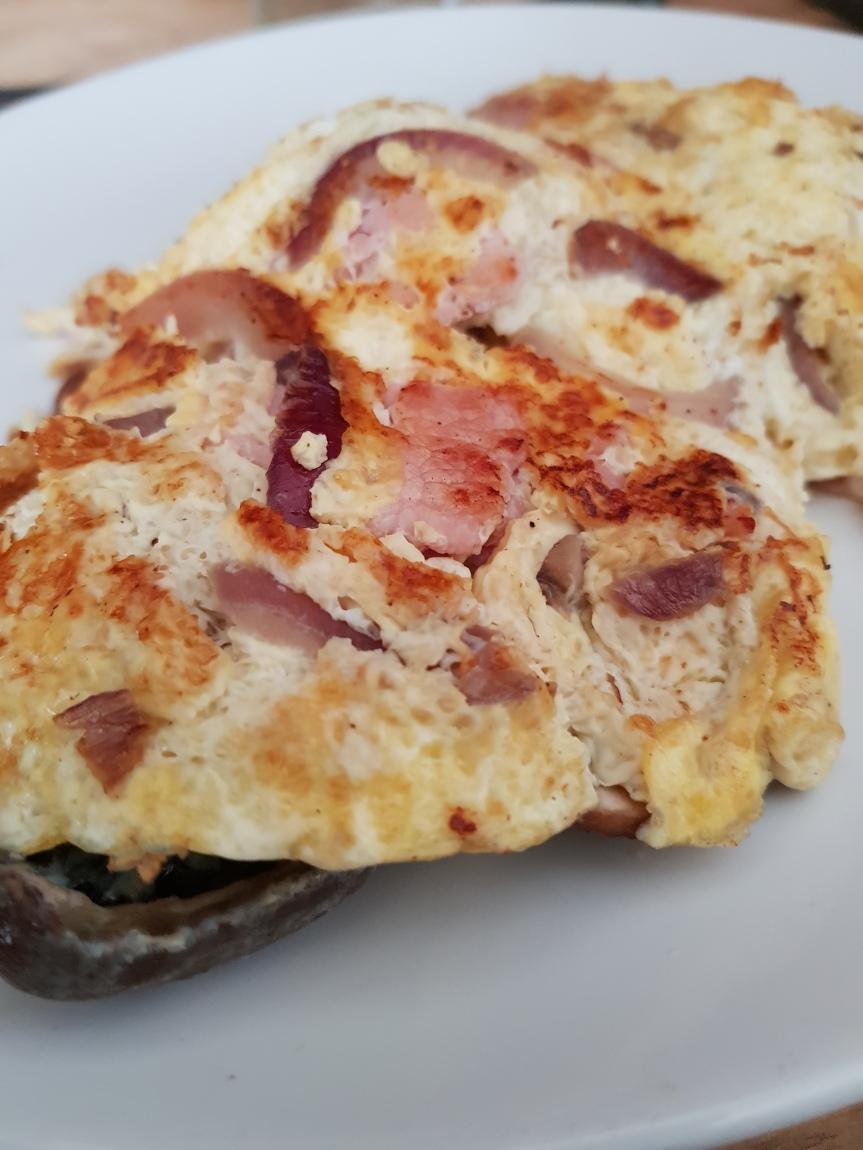 Big Breakfast Omelette